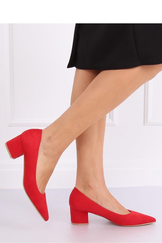 Pantofi dcu toc gros model 140689 Inello