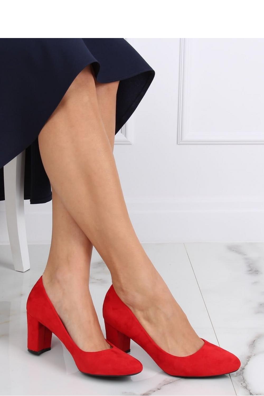 Pantofi dcu toc gros model 142180 Inello
