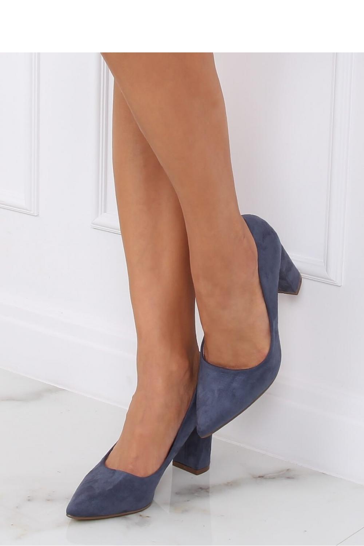 Pantofi dcu toc gros model 142933 Inello