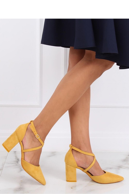 Pantofi dcu toc gros model 143186 Inello
