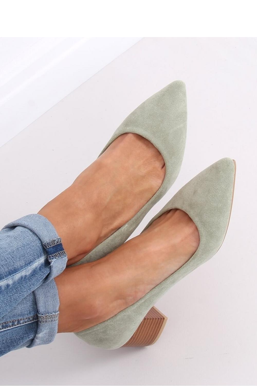 Pantofi dcu toc gros model 143528 Inello