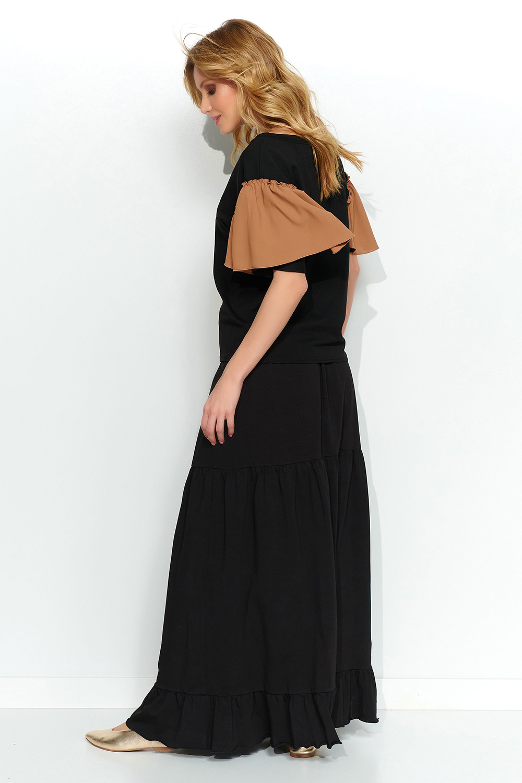 Bluza model 144001 Makadamia