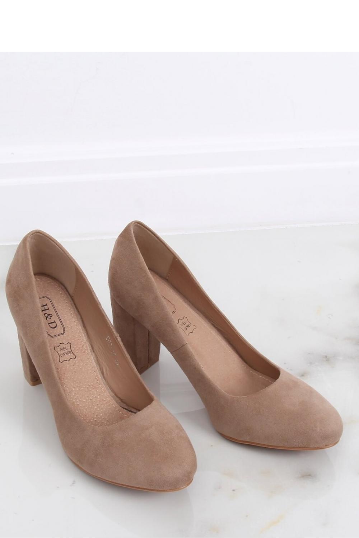 Pantofi dcu toc gros model 144381 Inello
