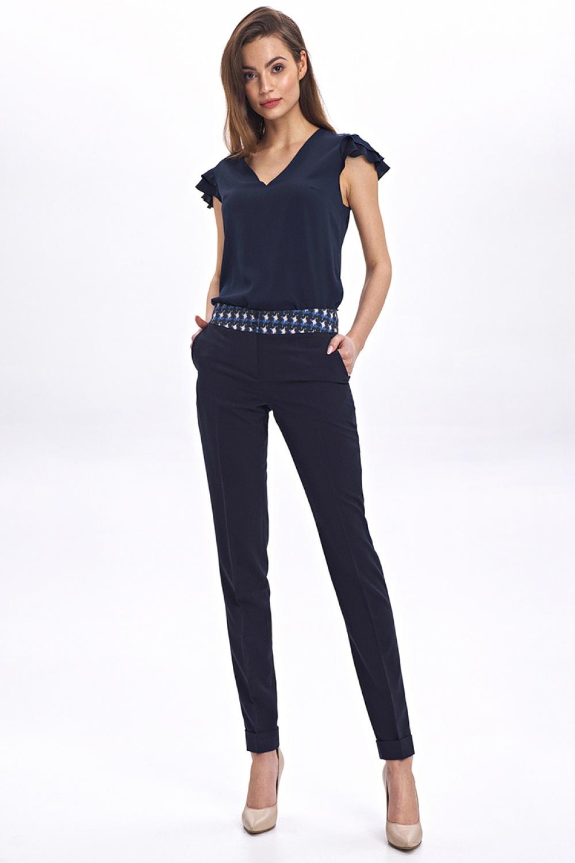 Pantaloni lungi model 144543 Colett