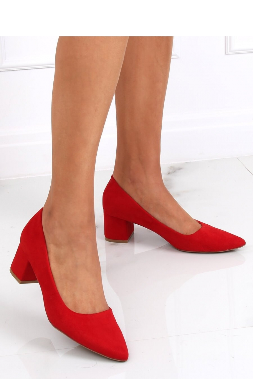 Pantofi dcu toc gros model 144967 Inello