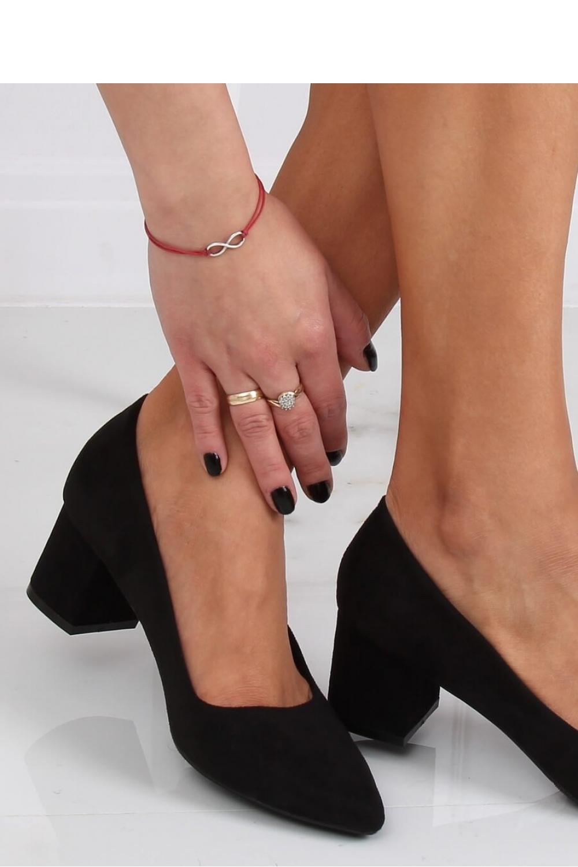Pantofi dcu toc gros model 144969 Inello