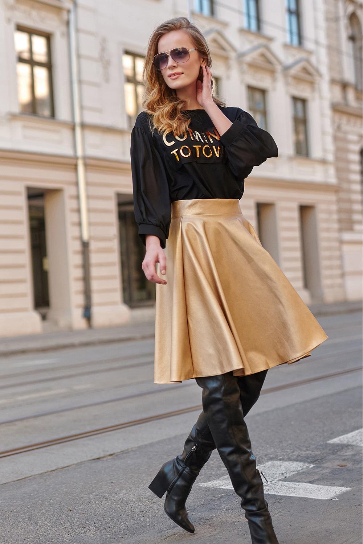 Bluza model 145585 Makadamia