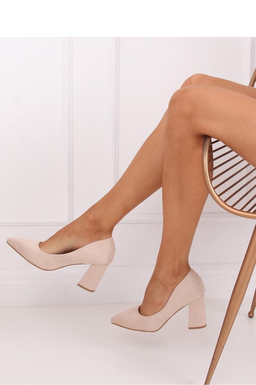 Pantofi dcu toc gros model 146795 Inello