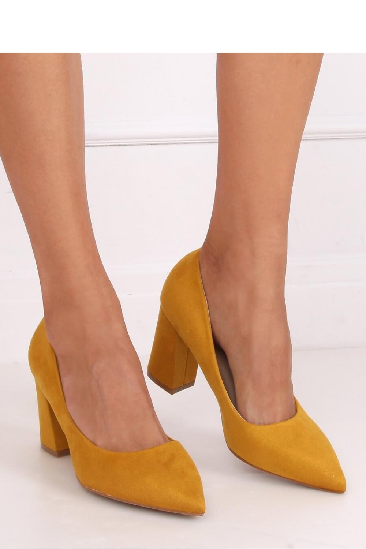 Pantofi dcu toc gros model 146797 Inello