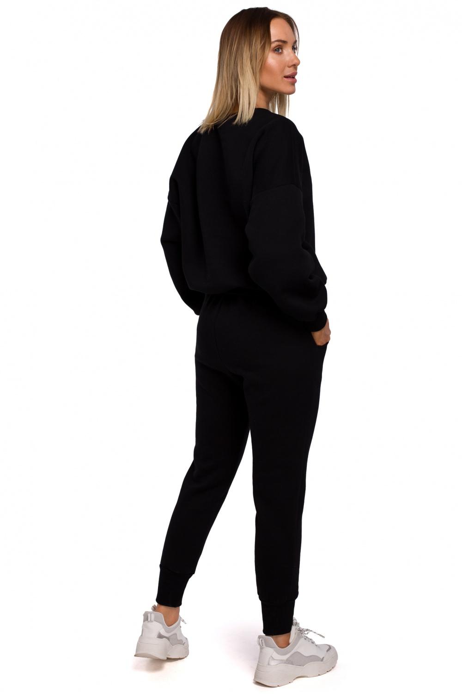 Pantaloni de trening model 147436 Moe