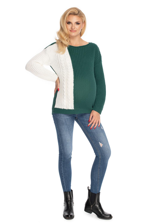 Maternitate pulover model 147494 PeeKaBoo