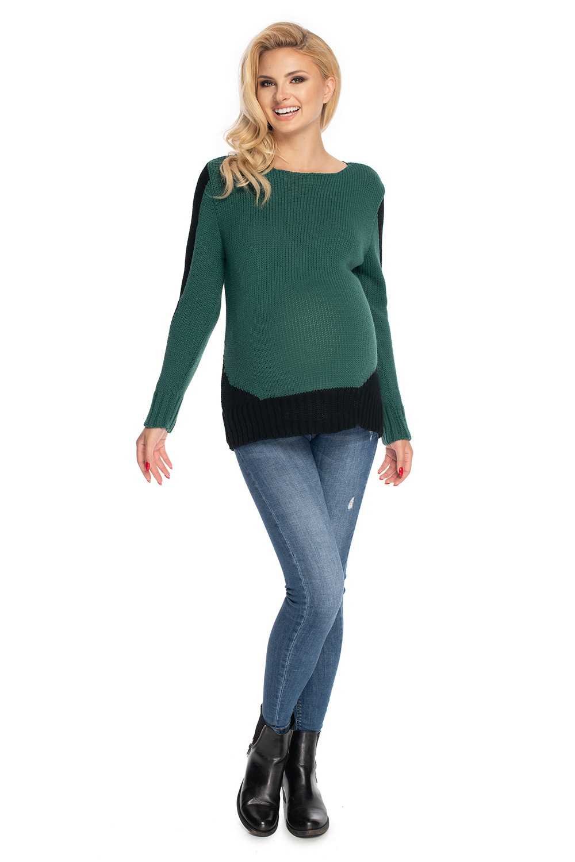 Maternitate pulover model 147498 PeeKaBoo
